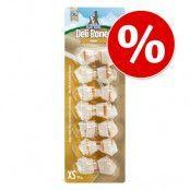 Barkoo Deli Snacks till prova-på-pris! - Strong Bones Chicken XS 140 g