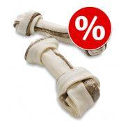 Ekonomipack: Barkoo knutna tuggben med sesam - 12 st à ca 11 cm