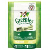 Ekonomipack: Greenies tandvårdsgodis 3 x 85 g / 170 g / 340 g - Medium (3 x 340 g / 36 st)