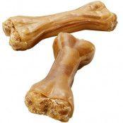 Tuggben med 100 % råhud från häst - 3 x 12 cm