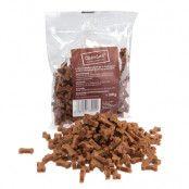 Chewies Bones belöningsgodis (halvfuktigt) - Ekonomipack: Nötkött, 4 x 200 g