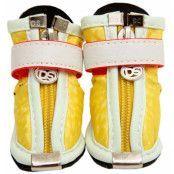 Fresh Walking Shoes Yellow