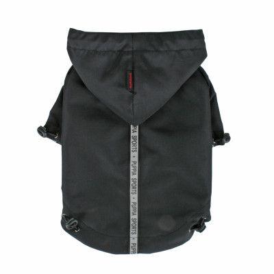 Base Jumper Black - Regntäcke
