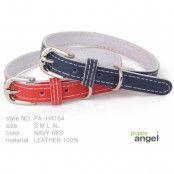 Marine Heart Halsband - Navy - Medium