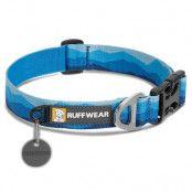 Ruffwear Hoopie Collar halsband - Stl. M: 36 - 51 cm halsomfång, B 25 mm