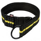 Trixie Sporting Fusion antidrag-halsband - L-XL: 48-58 cm halsomfång, 50 mm brett