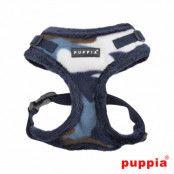 Corporal Blue Camo - Fodrad Hundsele