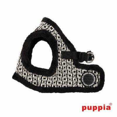 DAMIER Black - Fodrad Jacket Hundsele
