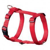 HUNTER sele Ecco Sport Vario Rapid - röd XXS - XS: 33 - 54 cm bröstomfång