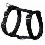 HUNTER sele Ecco Sport Vario Rapid - svart M - L: 59 - 100 cm bröstomfång