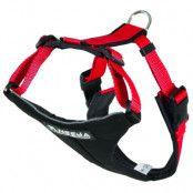 NEEWA Running Harness, rött - S: bröstomfång 44 - 74 cm
