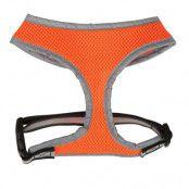 Orange Mesh - Reflex Hundsele Small