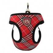London Calling FASTENY HARNESS Red