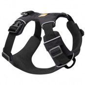 Ruffwear Front Range Harness hundsele Stl. S: 56 - 69 cm bröstomfång, B 24 mm, röd