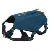 Ruffwear Switchbak Blue Moon hundsele - Stl. S: 56-69 cm bröstomfång