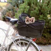 Trixie Friends on Tour cykelväska - L 48 x B 29 x H 42 cm, upp till 6 kg