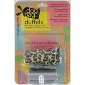 Duffel Bajspåsehållare Leopard
