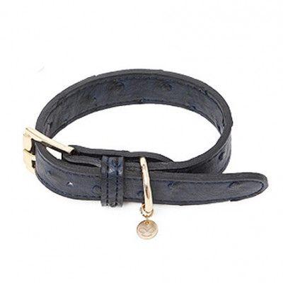 OSTRICH Halsband Navy