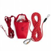 Ruffwear Knot-a-Hitch Hitching System - Red Currant