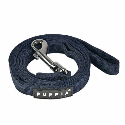 TWO-TONE Navy - Hundkoppel