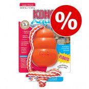 10% RABATT på KONG Aqua (M eller L) & KONG Wet Wubba - Aqua Kong - Medium