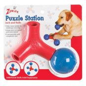 Zanies Puzzle Station - Jack & Boll