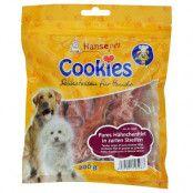 Cookie's Delikatess Kyckling 200 g - Kycklingstrimlor, 3 x 200 g