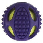 Gummitennisboll 2in1 - 1 st Ø 10 cm