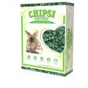 Chipsi Carefresh Forest Green - 60 l