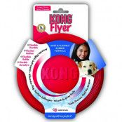 KONG Flyer Dog Frisbee - L: Ø ca 23 cm