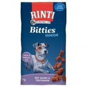 RINTI Extra Bitties Senior - Ekonomipack: 2 x 75 g