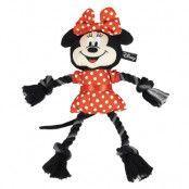 Minnie Mouse med rep hundleksak - 1 st