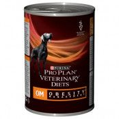 Purina Veterinary Diets Canine Mousse OM Obesity - 400 g