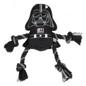 Star Wars Darth Vader med rep hundleksak - 1 st