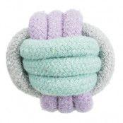 Trixie Junior Knot Ball av rep - Ø 6 cm