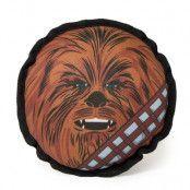 Star Wars Chewbacca hundleksak - Ø 16,5 x H 5 cm