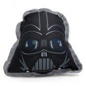 Star Wars Darth Vader hundleksak - L 16 x B 16 x H 7 cm