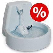 10 % rabatt på vattenfontäner från PetSafe®! - Drinkwell® Original vattenfontän 1,5 liter