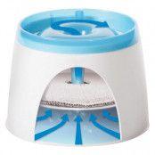 Catit Design Fresh & Clear vattenfontän 2 liter - Vattenfontän 2 liter (ny modell med USB)