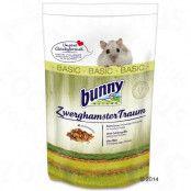 Bunny DvärghamsterDröm BASIC - Ekonomipack: 2 x 600 g