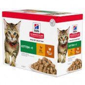 Hill's Science Plan Kitten  48 x 85 g Turkey