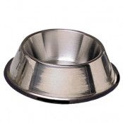 Non-Tip Stainless Steel Bowl - 5dl