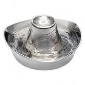 PetSafe® Seaside rostfri vattenfontän - Dricksbrunn 1,8 liter