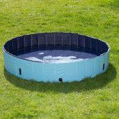 Dog Pool hundpool - Ø 160 x H 30 cm (inkl. skyddshölje)