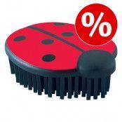 15 % rabatt! HUNTER Ladybug klädborste - 10 cm