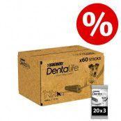 30% rabatt på Purina Dentalife Daily Oral Care! - För  medelstora hundar(12-25 kg) - 24 sticks (8 x 69 g)