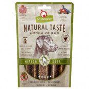 GranataPet Natural Taste Dentrix - Ekonomipack: Hjort 3 x 70 g