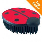 HUNTER Ladybug klädborste - 10 cm