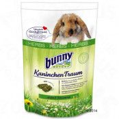 Bunny KaninDröm HERBS - Ekonomipack: 2 x 4 kg