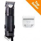 Oster Golden A5 trimmer + valfritt skär till specialpris! - Trimmer 1speed + skär 10 (längd 1,5 mm)